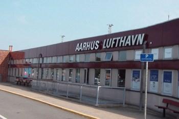 Bilutleie Aarhus Lufthavn