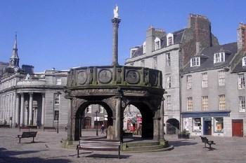 Bilutleie Aberdeen