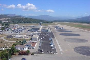 Mietwagen Ajaccio Flughafen