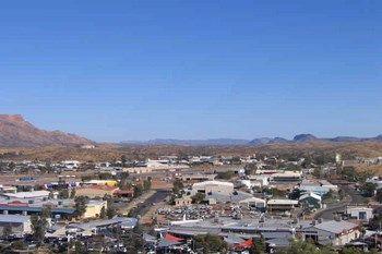 Autovuokraamo Alice Springs