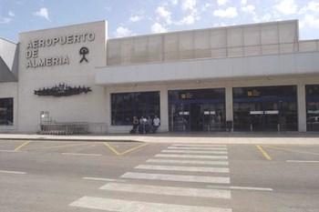 Alugar carros Almería Aeroporto