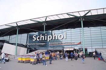 Alugar carros Amesterdão Schipol Aeroporto