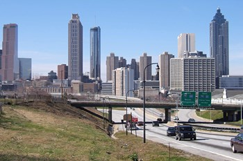 Autovuokraamo Atlanta