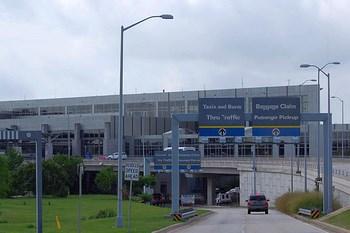 Bilutleie Austin Lufthavn