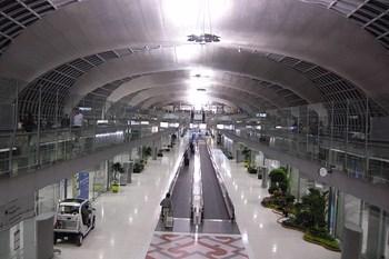 Biluthyrning Bangkok Flygplats