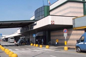 Wynajem samochodu Bergamo Lotnisko