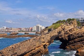 Noleggio auto Biarritz