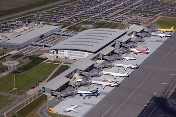 Autovuokraamo Billund Lentokenttä