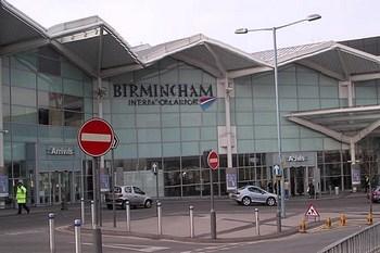 Car rental Birmingham Airport