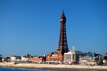 Autovuokraamo Blackpool