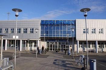 Autohuur Bodø Luchthaven
