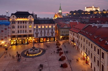Location de voitures Bratislava