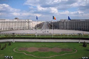 Biluthyrning Bukarest