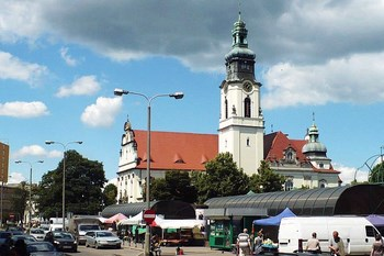 Location de voitures Bydgoszcz