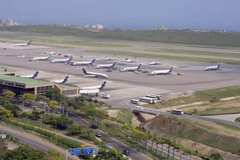 Autovuokraamo Caracas Lentokenttä