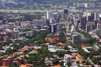 Autovuokraamo Caracas