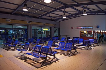 Biluthyrning Korfu Flygplats