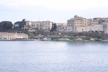 Biluthyrning Korfu