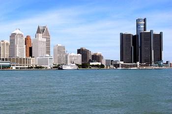 Location de voitures Detroit
