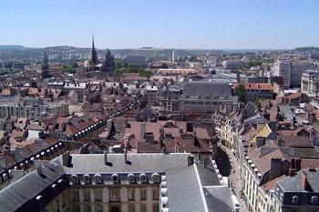 Autopůjčovna Dijon