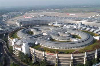 Alugar carros Düsseldorf Aeroporto