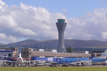 Billeje Edinburgh Lufthavn