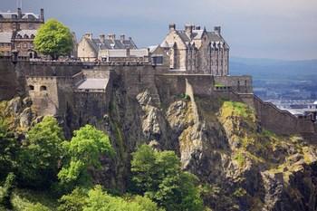Bilutleie Edinburgh