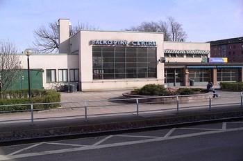 Alquiler de vehículos Falköping