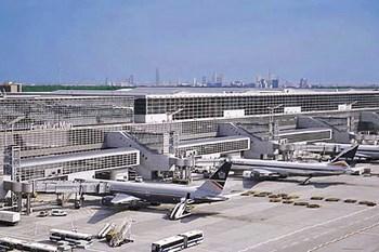 Bilutleie Frankfurt Lufthavn