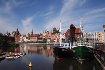 Location de voitures Gdańsk