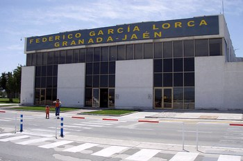 Autopůjčovna Granada Letiště