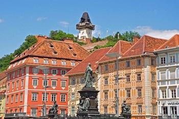 Bilutleie Graz