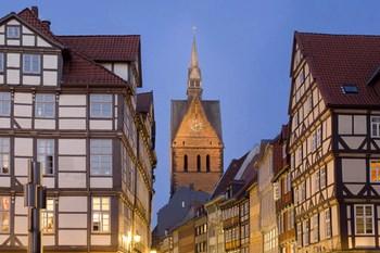 Autovuokraamo Hannover