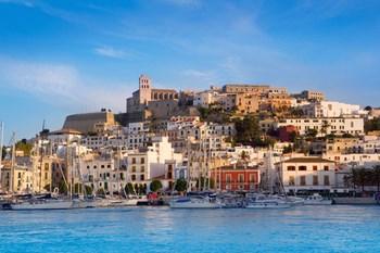 Bilutleie Ibiza