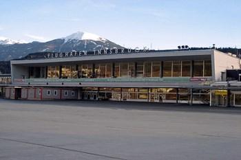 Autopůjčovna Inšpruk Letiště