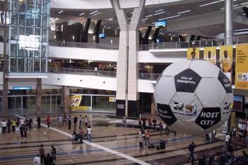 Autovuokraamo Johannesburg Lentokenttä