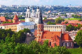 Biluthyrning Kaunas