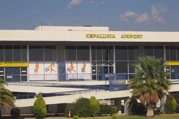 Autovuokraamo Kefalonia Lentokenttä