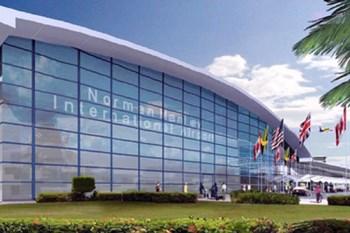 Billeje Kingston Lufthavn