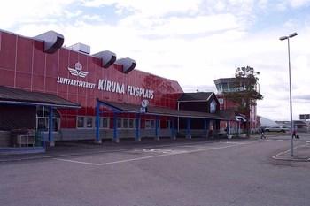 Autovuokraamo Kiiruna Lentokenttä