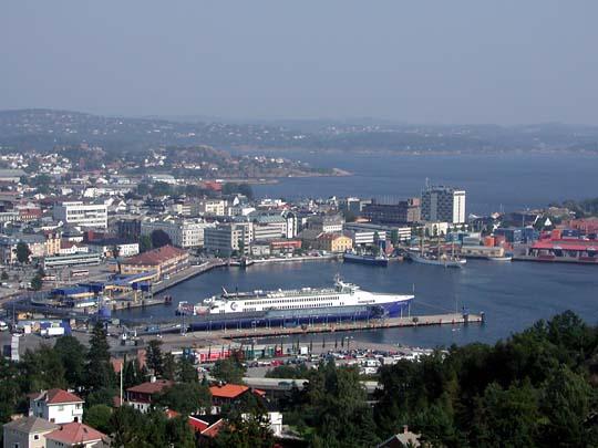 Bilutleie Kristiansand