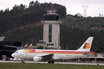 Billeje La Coruña Lufthavn