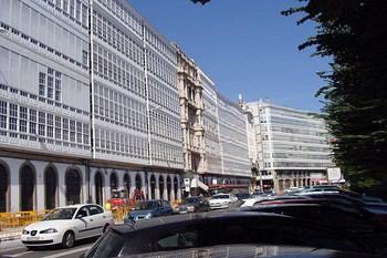 Autovuokraamo La Coruña