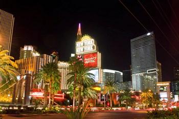 Wynajem samochodu Las Vegas
