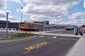 Bilutleie Leeds Bradford Lufthavn