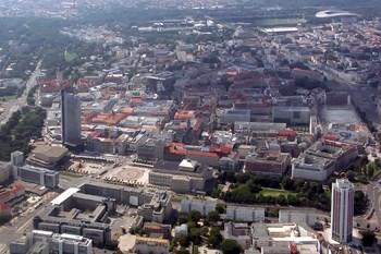 Alquiler de vehículos Leipzig