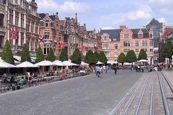 Autovuokraamo Leuven