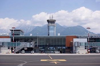Billeje Ljubljana Lufthavn