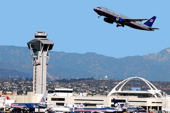 Bilutleie Los Angeles Lufthavn