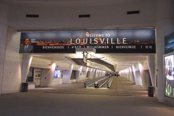 Location de voitures Louisville Aéroport